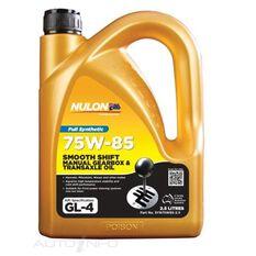 NULON 2.5LT 75W/85 SYNTHETIC GEAR OIL, , scaau_hi-res