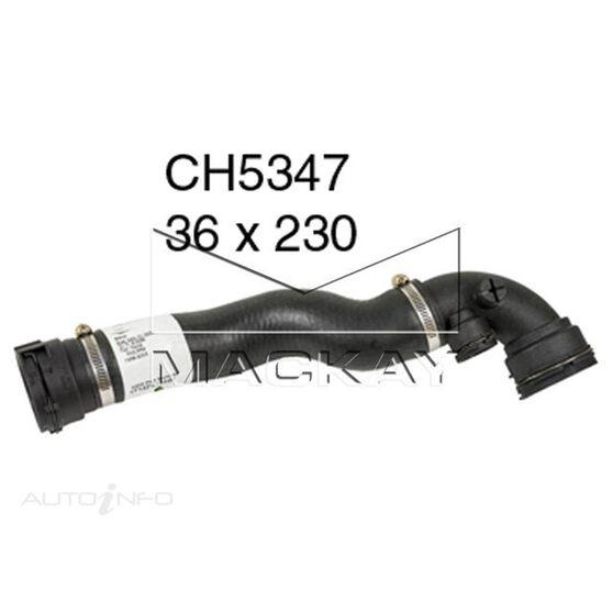 Radiator Upper Hose  - BMW 323i E46 - 2.5L I6  PETROL - Manual & Auto, , scaau_hi-res