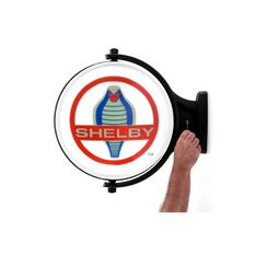 SHELBY COBRA REVOLVING WALL LIGHT, , scaau_hi-res