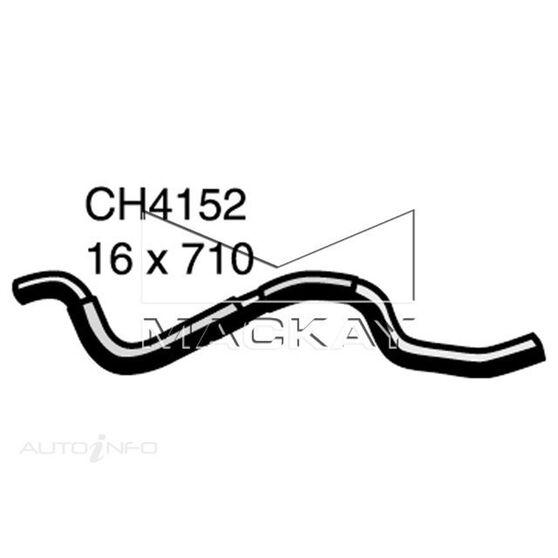 Heater Hose  - TOYOTA RAV4 ACA23R - 2.4L I4  PETROL - Manual & Auto, , scaau_hi-res