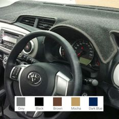 BLACK-FORD FALCON AU ( INCLUDING UTE ) (WITH PASS AIR BAG) 9/98-8/02