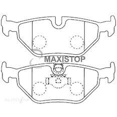 MAXISTOP DBP (R) BMW 5 SERIES (E39) 4/96 - 10/03, , scaau_hi-res