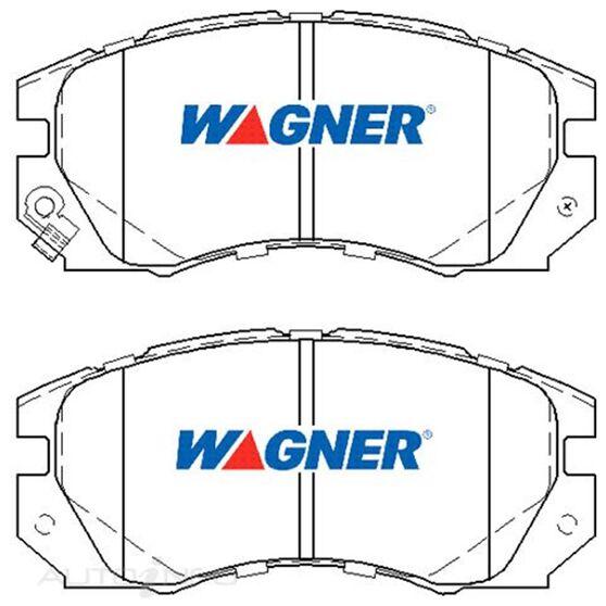 Wagner Brake pad [ Isuzu & Subaru 1990-96 F ], , scaau_hi-res