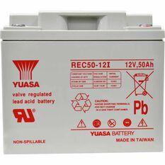 REC50-12 VRLA Battery