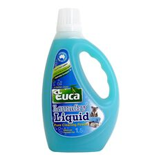EUCA LAUNDRY LIQUID 1.5LT