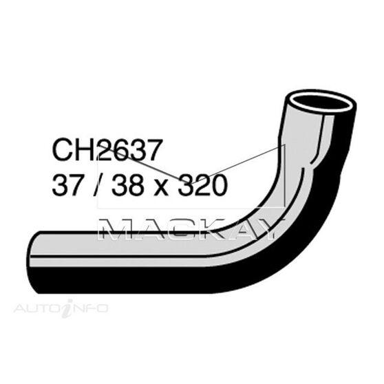 Radiator Lower Hose  - FIAT 850 . - 0.9L I4  PETROL - Manual & Auto, , scaau_hi-res