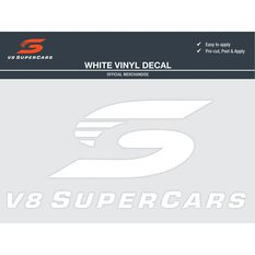 V8 SUPERCARS ITAG LETTERING