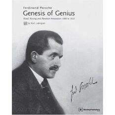 FERINAND PORSCHE GENSIS OF GENESIS   9780837615578