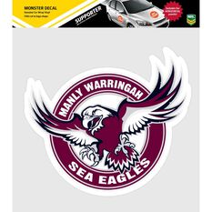 SEA EAGLES ITAG MONSTER DECAL
