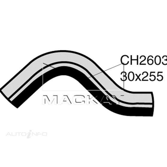 Radiator Upper Hose  - SUBARU LEONE . - 1.8L F4  PETROL - Manual & Auto, , scaau_hi-res