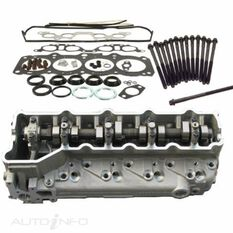 ENGINE - CYLINDER HEAD KITS KIT CONTAINS VRS, HEAD GASKET AND HEAD BOLT SET 4M40T, , scaau_hi-res