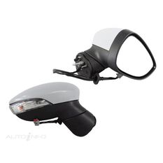 FORD FIESTA  WS/WT  09/2008 ~ 2013  ELECTRIC DOOR MIRROR  RIGHT HAND SIDE  COMES WITH THEHEATEDFUNCTION., , scaau_hi-res