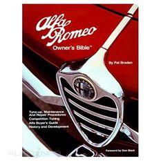 OWNBIBLE  ALFA ROMEO 9780837607078