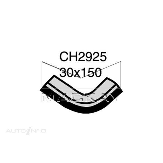 Radiator Upper Hose  - DAIHATSU FEROZA . - 1.6L I4  PETROL - Manual & Auto, , scaau_hi-res