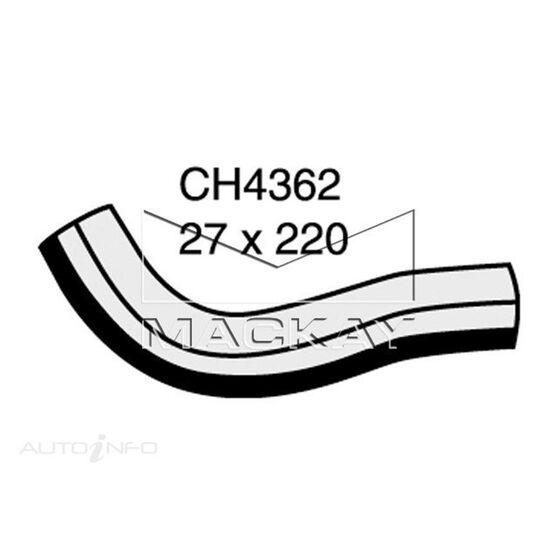 Radiator Lower Hose  - MAZDA MX5 NA - 1.6L I4  PETROL - Manual & Auto, , scaau_hi-res