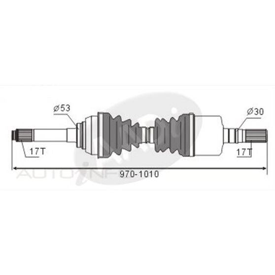 CV SHAFT, , scaau_hi-res