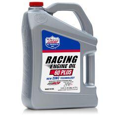 SAE 60 PLUS RACING MOTOR OIL 3X 5 QUART