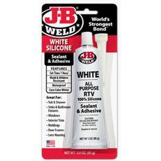 JB WELD WHITE RTV 85G, , scaau_hi-res