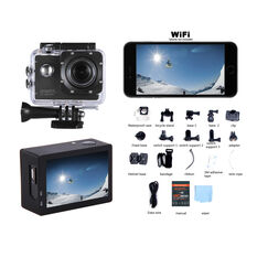 HD 1080P WIFI ACTION CAMERA