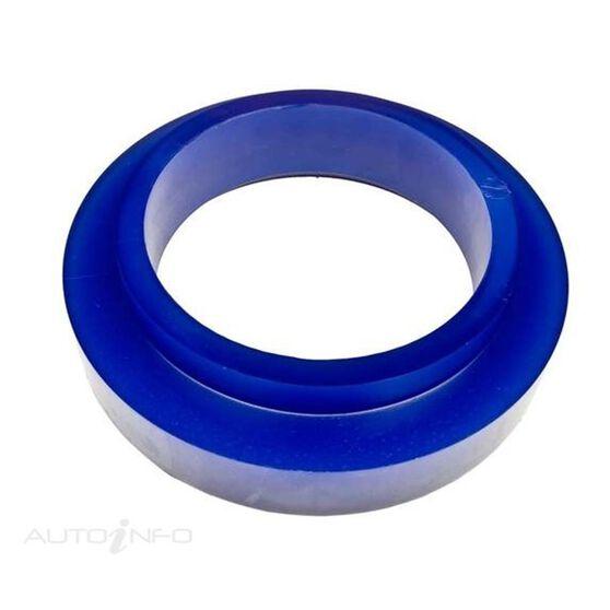 R+O - BLUE - COIL SPRING SPACER 30MM RR - NISSAN GQ / GU, , scaau_hi-res