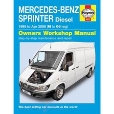 MERCEDES-BENZ SPRINTER DIESEL (1995 - 2006), , scaau_hi-res