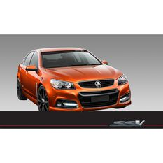 HOLDEN ITAG SUN VISOR (SSV ON CHARCOAL)