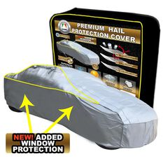 EVOLUTION LARGE HAIL COVER FITS CARS FROM 444CM TO 490CM