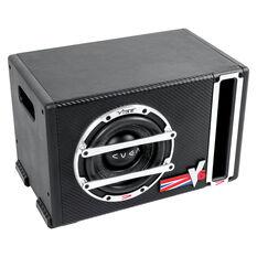 """6"""" PASSIVE BASS REFLEX ENCLOSURE """"SHORT"""", 220MM X 550MM X 220MM, 150 WATTS, , scaau_hi-res"""