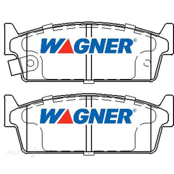 Wagner Brake pad [ Nissan 1986-2001 R ], , scaau_hi-res