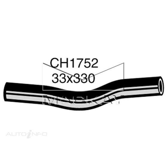 Radiator Upper Hose  - TOYOTA CRESSIDA MX73R - 2.8L I6  PETROL - Manual & Auto, , scaau_hi-res