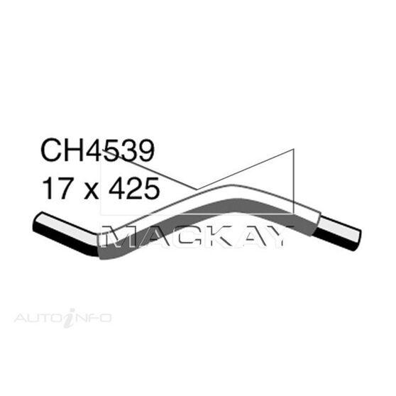 Heater Hose  - HOLDEN EPICA EP - 2.5L I6  PETROL - Manual & Auto, , scaau_hi-res