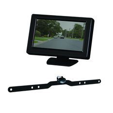 """4.3"""" REVERSE MONITOR CAMERA KIT WIRED, , scaau_hi-res"""