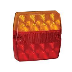 9-33V MDL34 SLIM LED LMP BL, , scaau_hi-res