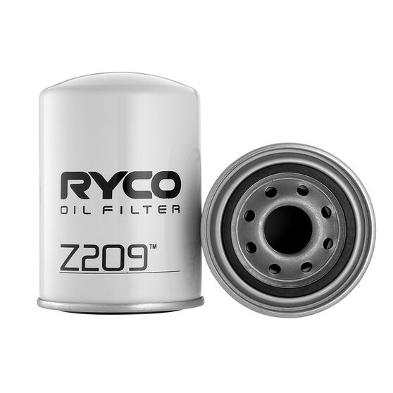RYCO HD OIL SPIN-ON - Z209, , scaau_hi-res