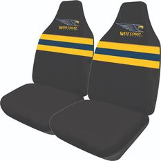 AFL WEST COAST EAGLES SEAT COVER SIZE 60, , scaau_hi-res
