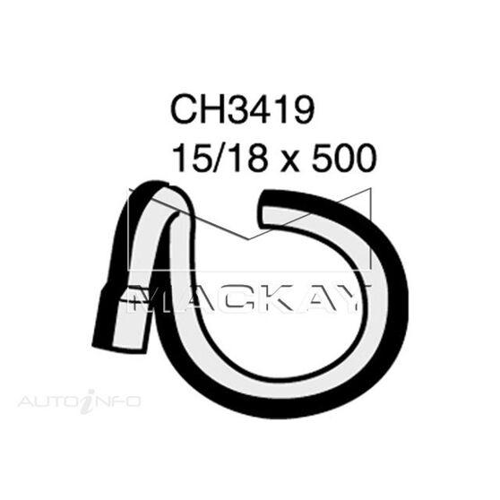 Heater Hose  - HOLDEN BARINA SB - 1.4L I4  PETROL - Manual & Auto, , scaau_hi-res