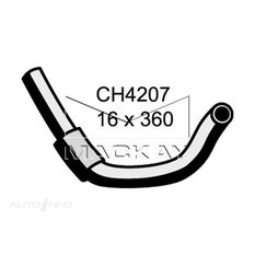 RADIATOR HOSE MISC  - HOLDEN RODEO TF -, , scaau_hi-res