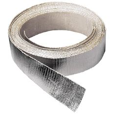 "THERMO SHIELD ALUMINIZED ADHES IVE TAPE 1-1/2"" X 15FT ROLL, , scaau_hi-res"