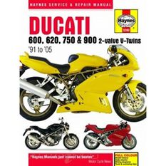 DUCATI 600, 620, 750 AND 900 2-VALVE V-TWINS 1991 - 2005, , scaau_hi-res