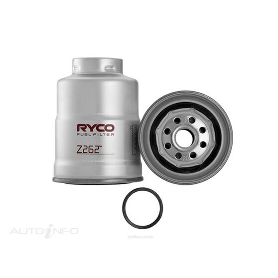 RYCO FUEL FILTER - Z262, , scaau_hi-res