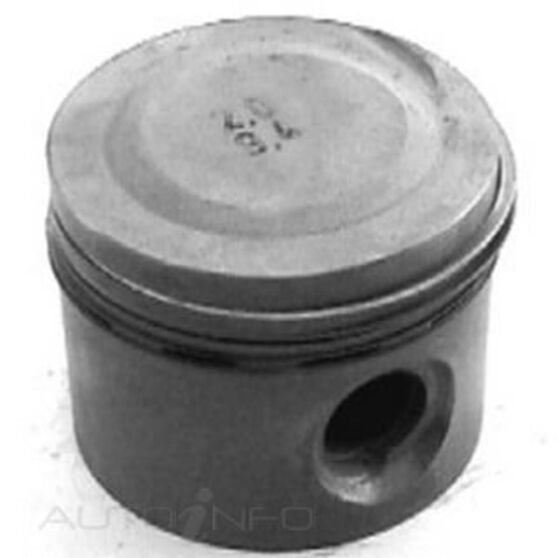 Mahle Piston And Ring Assembly - PBM5201