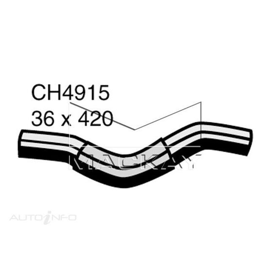 Top Hose TOYOTA Camry Hybrid  2.4 LITRE USA Model Only*, , scaau_hi-res