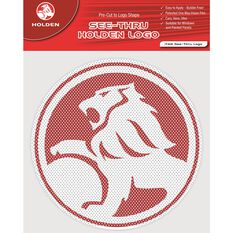 HOLDEN RONDEL ITAG SEE-THRU DECAL