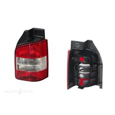 VOLKSWAGEN TRANSPORTER  T5  08/2004 ~ ONWARDS  TAIL LIGHT  RIGHT HAND SIDE, , scaau_hi-res