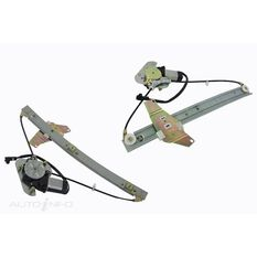 TOYOTA AVALON  MCX10  04/2000 ~ ONWARDS  FRONT ELECTRIC WINDOW REGULATOR  LEFT HAND SIDE  COMES WITH THEMOTOR, , scaau_hi-res