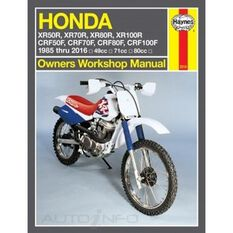 HONDA XR50/70/80/100R & CRF50/70/80/100F 1985 - 2016, , scaau_hi-res
