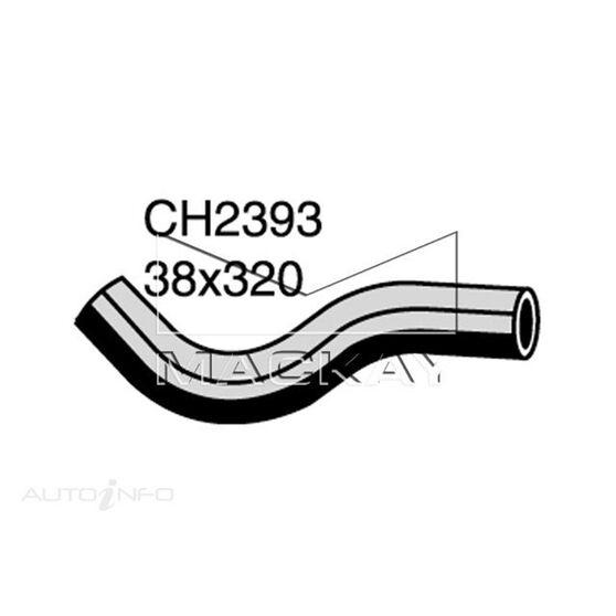 Radiator Upper Hose  - MERCEDES BENZ 280SE W126 - 2.7L I6  PETROL - Manual & Auto, , scaau_hi-res