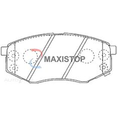 MAXISTOP DBP (F) HYUNDAI IX35 FWD