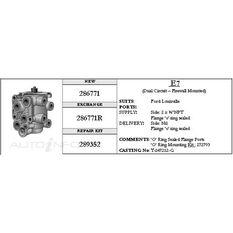 PTX E7 FOOT BASIC VLV + PLUGS ORINGS, , scaau_hi-res