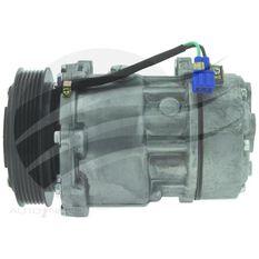 COMP VW TRANSPORTER CARAVELLE SANDEN SD7V16 QS 128MM 12V